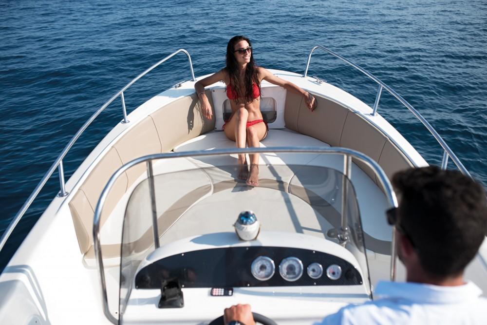 Huur Motorboot met of zonder schipper Allegra Boats in Fréjus