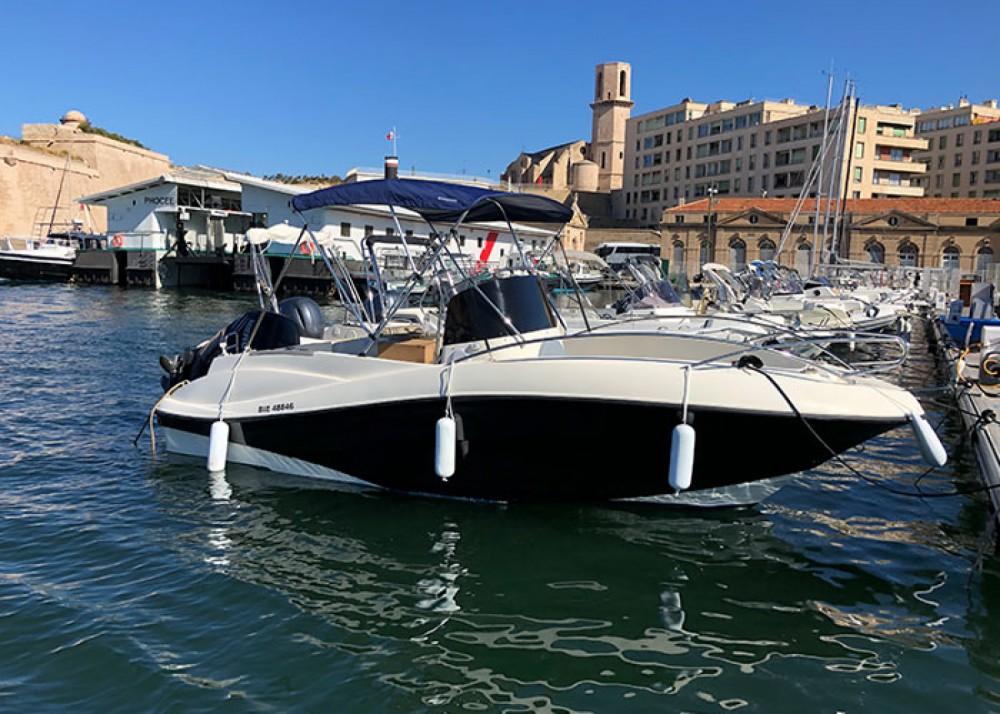Jachthuur in Marseille - Quicksilver Quicksilver 635 Open via SamBoat