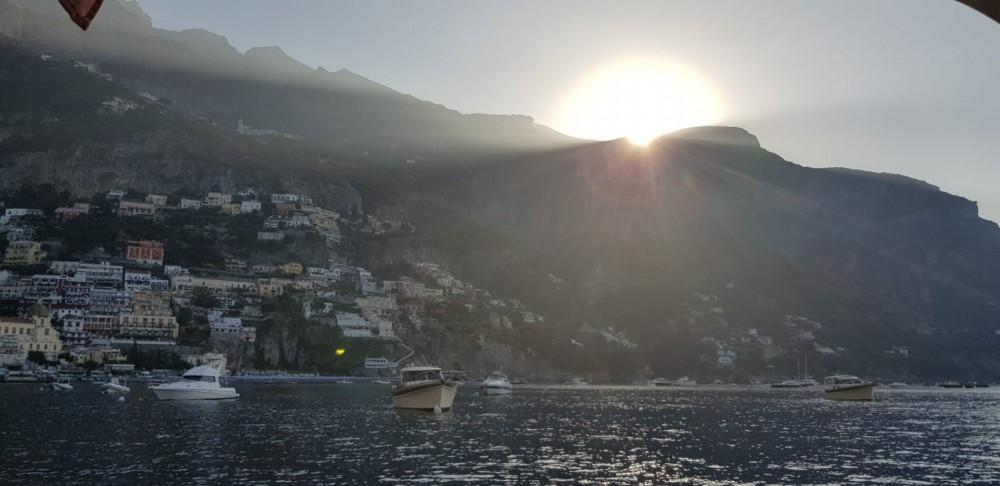 Bootverhuur Aprea mare 9 mt Aprea mare smeraldo 9 in Positano via SamBoat