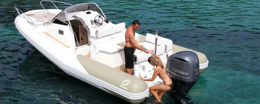 Bootverhuur Le Verdon-sur-Mer goedkoop N-ZO 700 Cabin