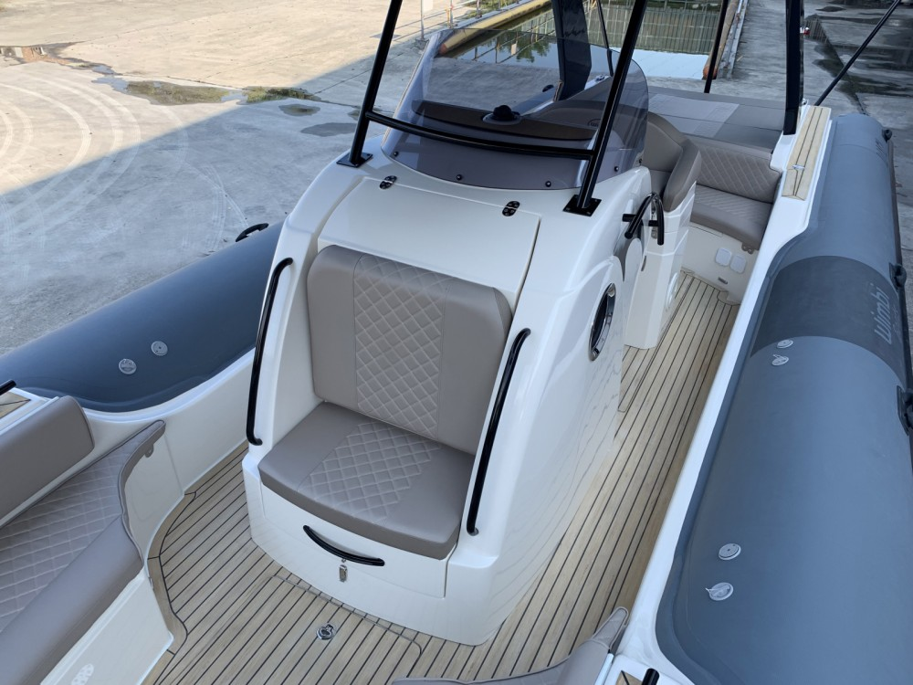 Rubberboot te huur in Grimaud voor de beste prijs