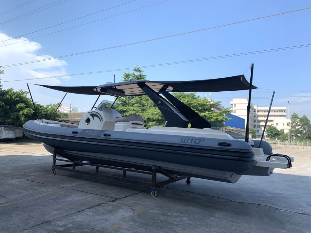 Huur een Wimbi Boats W10 in Grimaud