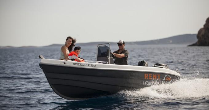 Jachthuur in Paros - The Sailor's Ride 455 via SamBoat
