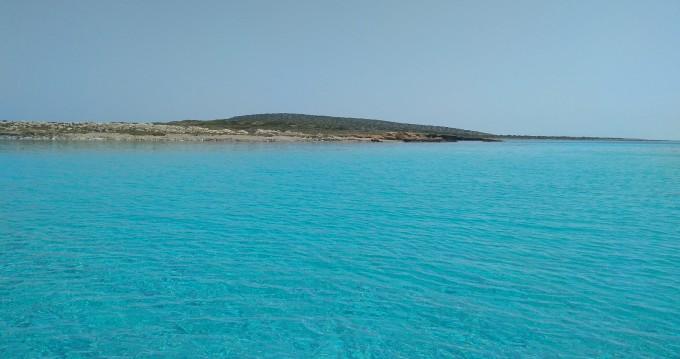 Verhuur Motorboot in Paros - The Sailor's Ride 455