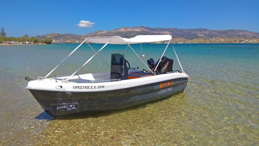 Huur een The Sailor's Ride 455 in Egeïsche Eilanden