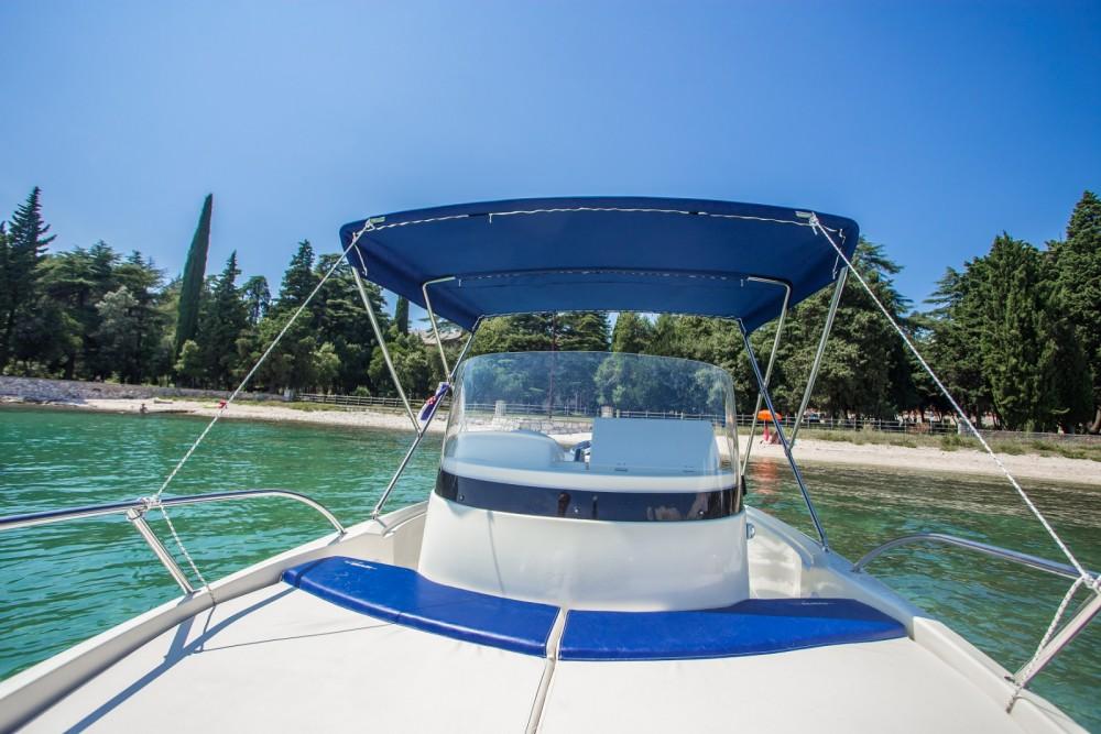 Verhuur Motorboot in Rovinj - Fisher 20