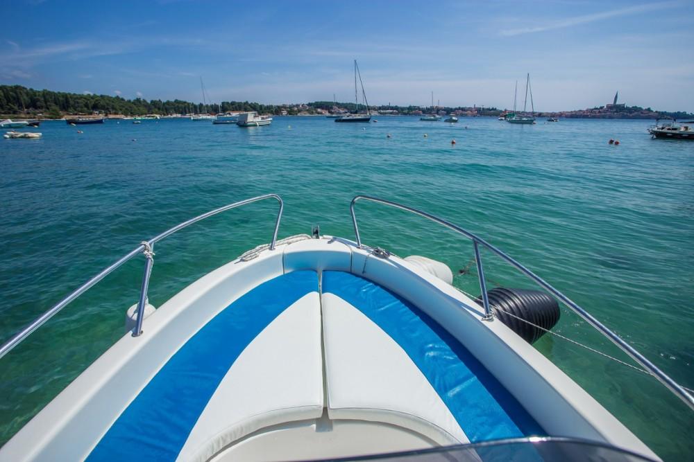 Bootverhuur Fisher 17 in Rovinj via SamBoat