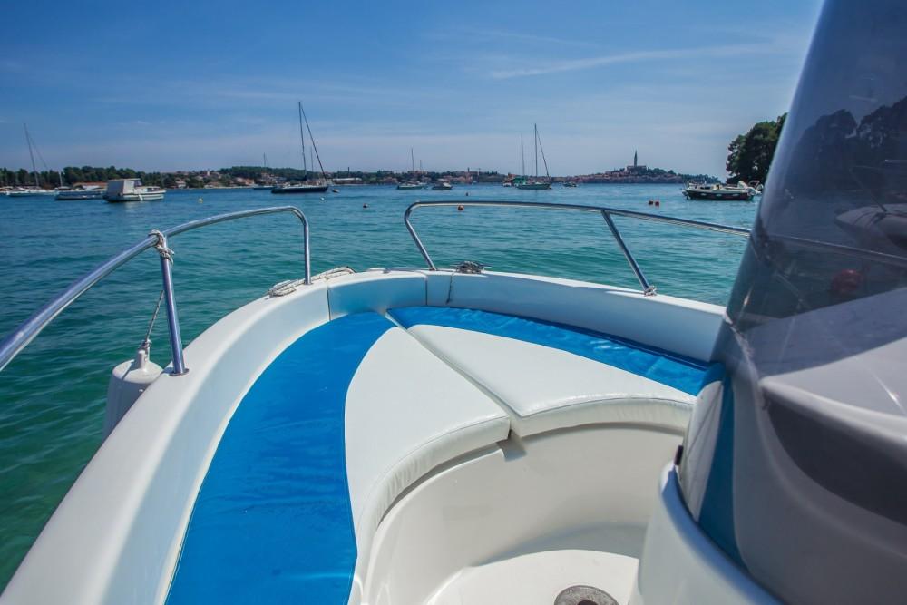 Huur Motorboot met of zonder schipper Fisher in Rovinj