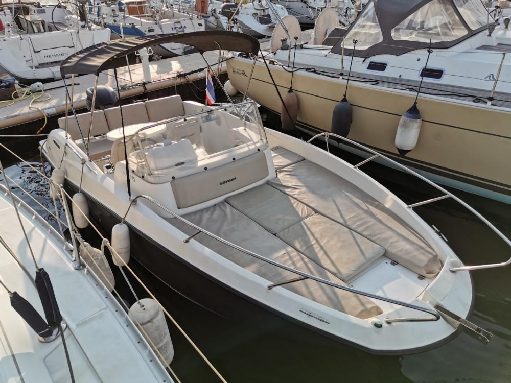 Jachthuur in Marseille - Quicksilver Activ 675 Sundeck via SamBoat