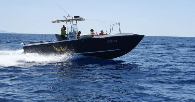 Verhuur Motorboot Phoenix met vaarbewijs