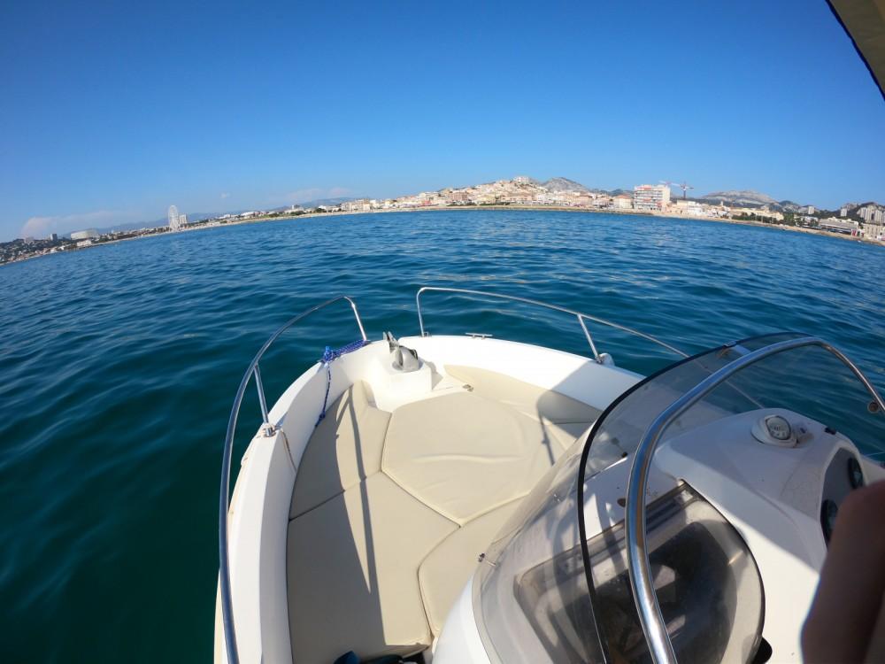 Bootverhuur Jeanneau Cap Camarat 555 Style in Marseille via SamBoat