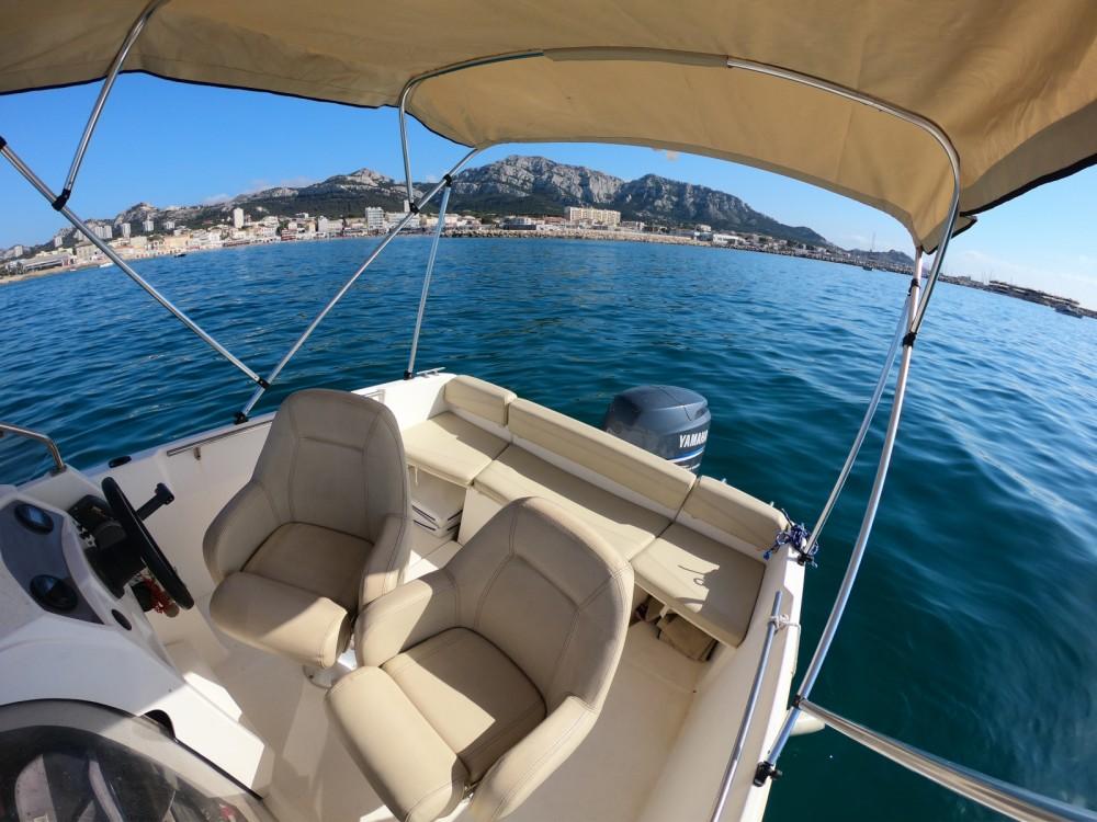 Jachthuur in Marseille - Jeanneau Cap Camarat 555 Style via SamBoat