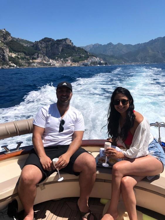 Jachthuur in Positano - Aprea Mare Aprea mare 10 mt via SamBoat