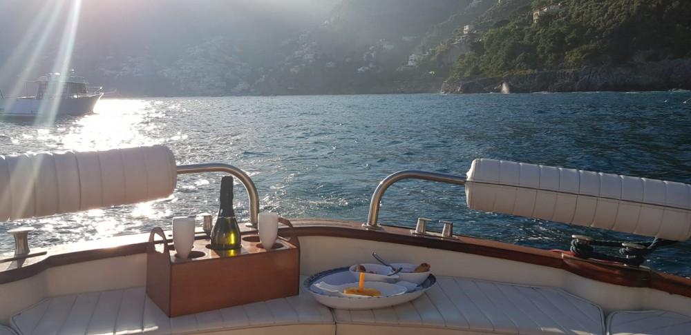 Bootverhuur Aprea Mare Aprea mare 10 mt in Positano via SamBoat