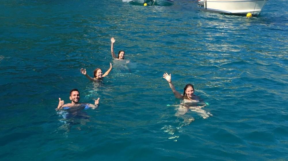 Verhuur Motorboot in Positano - Aprea Mare Aprea mare 10 mt