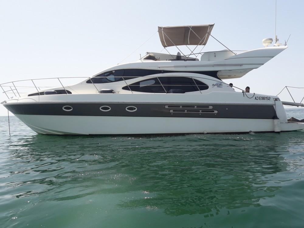 Huur Motorboot met of zonder schipper Azimut in Le Grau-du-Roi