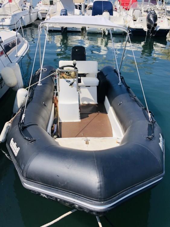 Huur Rubberboot met of zonder schipper Bombard in Saint-Tropez