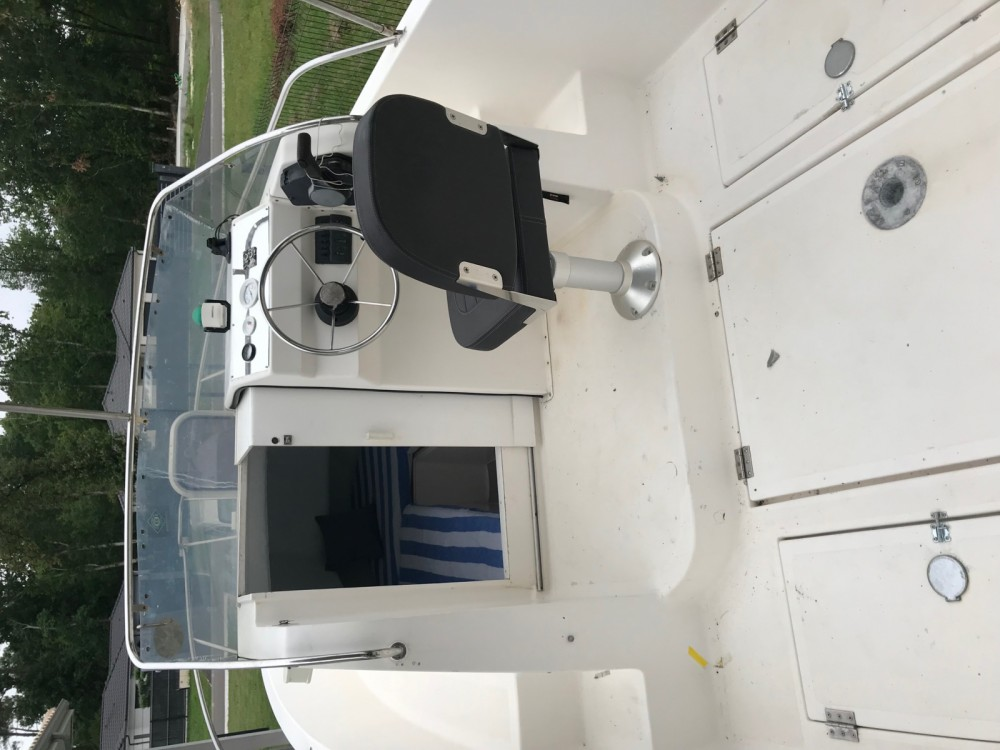 Bootverhuur Mery Nautic WA 620 in Lège-Cap-Ferret via SamBoat