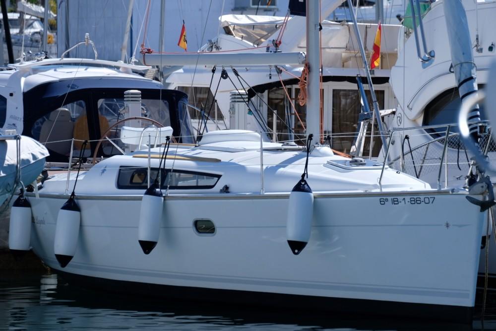 Huur een Jeanneau Sun Odyssey 21 I Legend in Santa Eulària des Riu