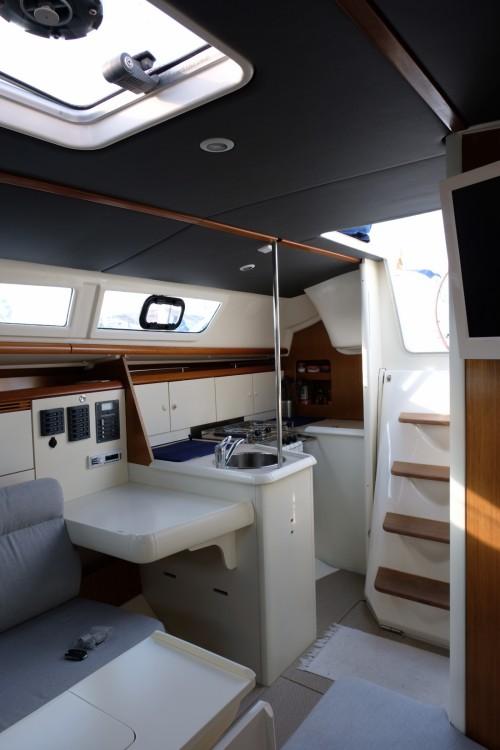 Verhuur Zeilboot in Santa Eulària des Riu - Jeanneau Sun Odyssey 21 I Legend