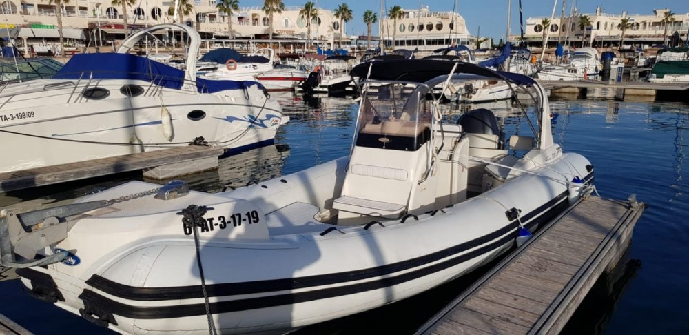 Jachthuur in Alicante - Nuova Jolly King 720 Extreme via SamBoat
