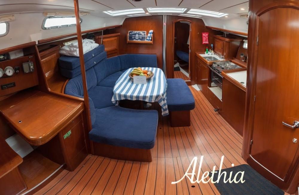 Verhuur Zeilboot in Βόλος - Bénéteau Oceanis 393 Clipper