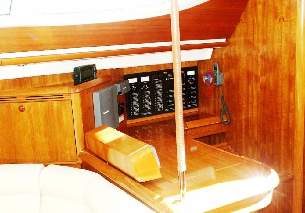 Jachthuur in Álimos - Jeanneau Sun Odyssey 54 DS via SamBoat