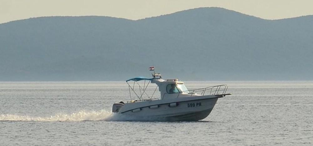 Jachthuur in Ugljan - Reful 700 via SamBoat