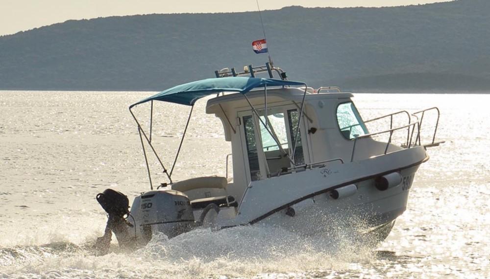 Verhuur Motorboot Reful met vaarbewijs