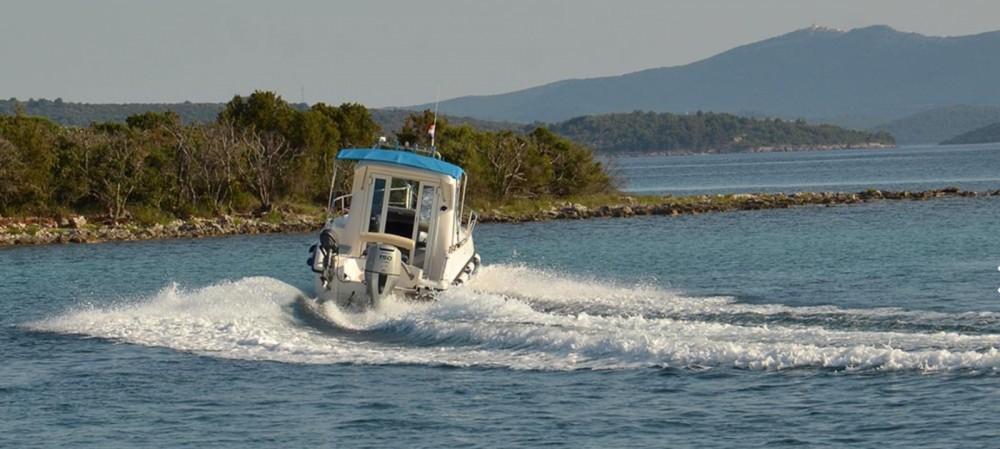 Huur Motorboot met of zonder schipper Reful in Ugljan