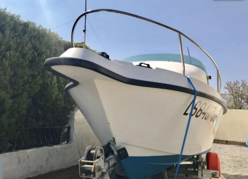 Verhuur Motorboot in Les Sables-d'Olonne - Clear-Liner Clear Liner 525 Cabine