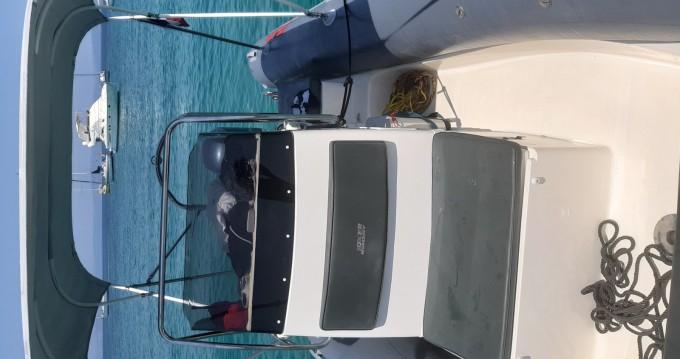 Huur Rubberboot met of zonder schipper Joker Boat in Hyères