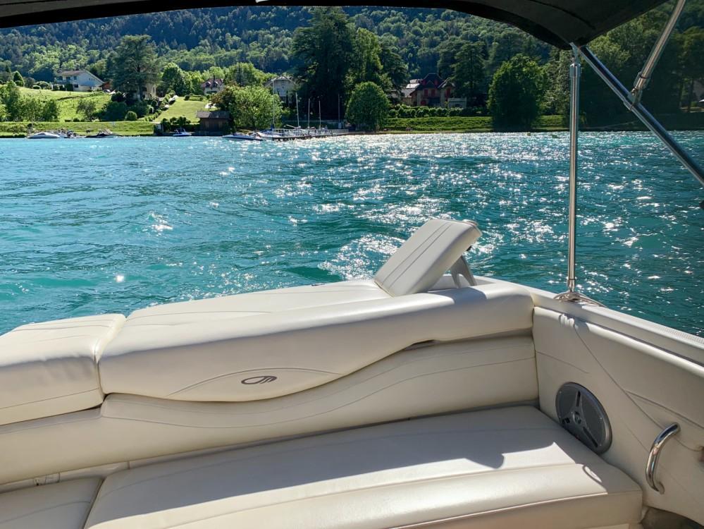 Huur Motorboot met of zonder schipper Maxum in Annecy
