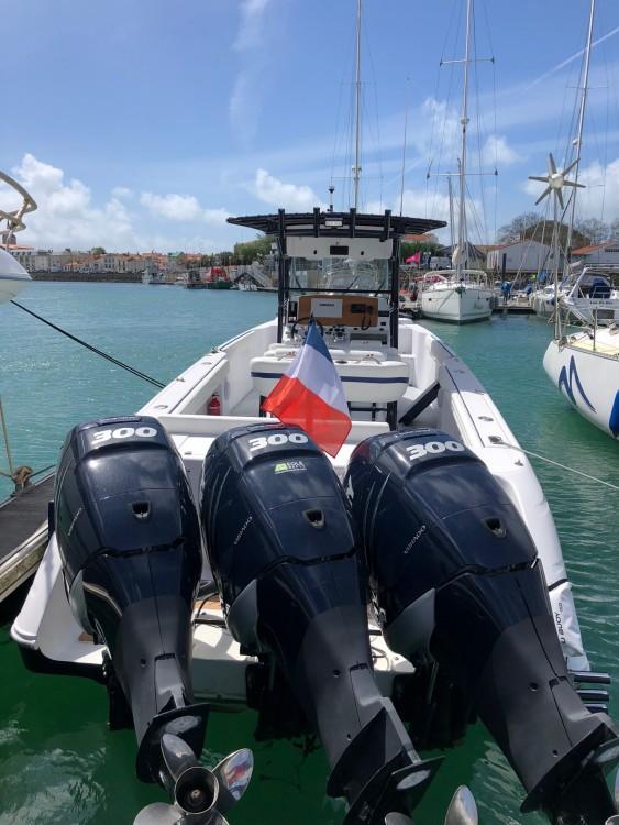 Jachthuur in Les Sables-d'Olonne - DONZI 38 via SamBoat