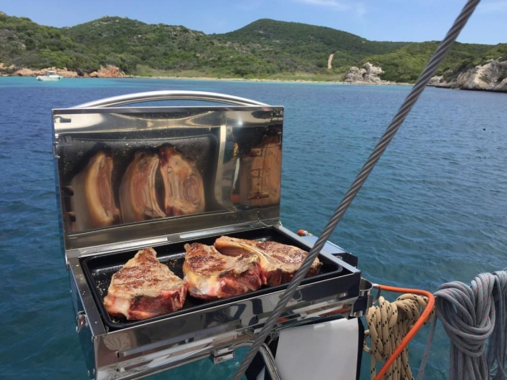 Verhuur Zeilboot in Porto-Vecchio - Bénéteau Oceanis 55