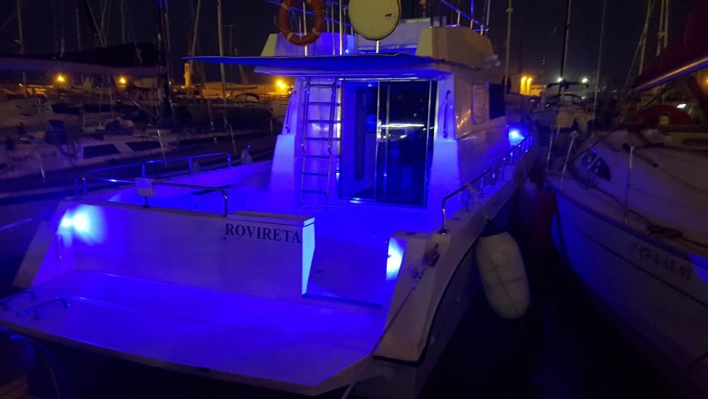Verhuur Jacht in Castelló de la Plana - Cata Cata 43