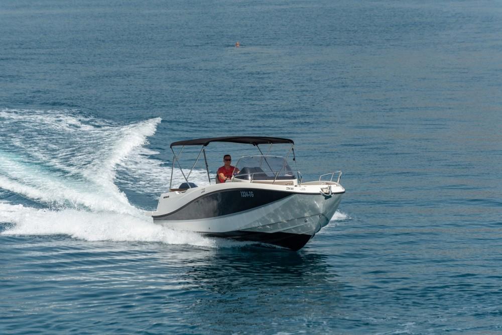 Jachthuur in Trogir - Quicksilver Activ 755 Open via SamBoat