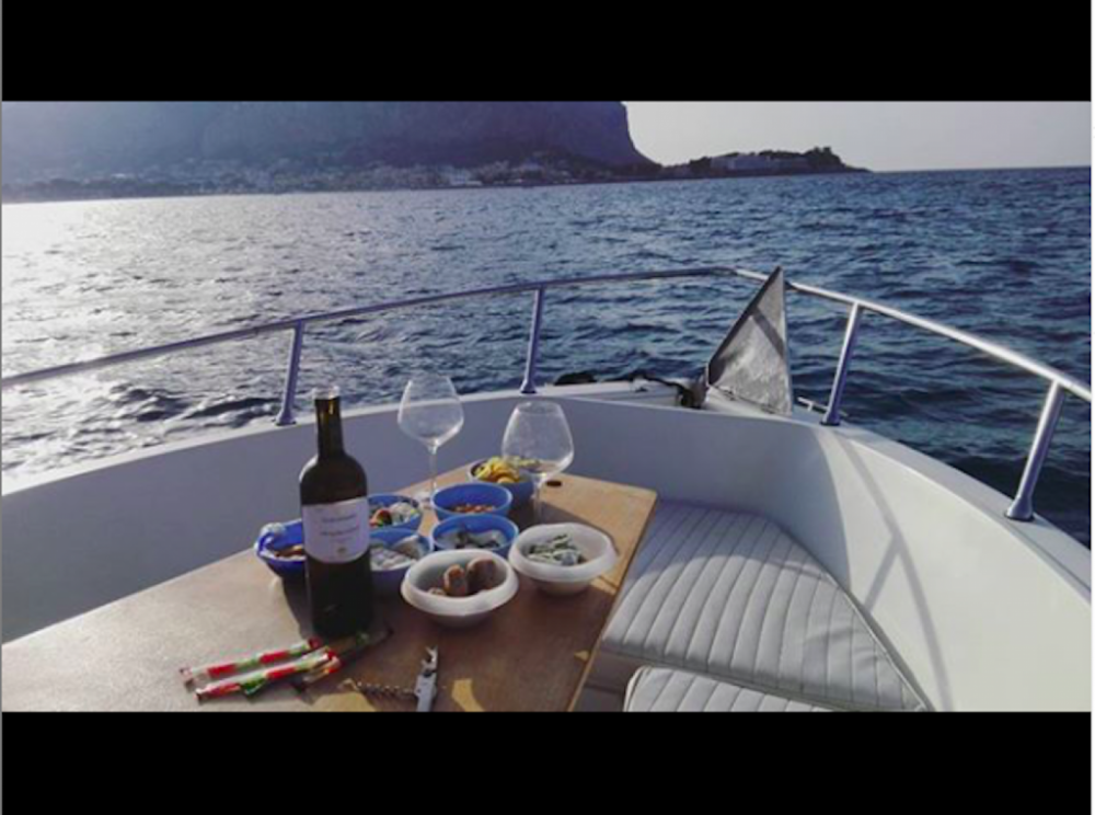 Bootverhuur Aquamar open 22 in Palerme via SamBoat