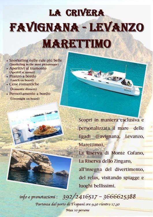 Verhuur Motorboot in Trapani - Fiart Fiart 35 Genius