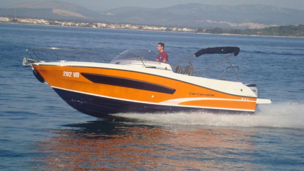 Motorboot te huur in Tribunj voor de beste prijs