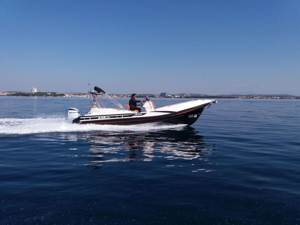 Verhuur Motorboot in Tribunj - Zar Formenti Zar 75
