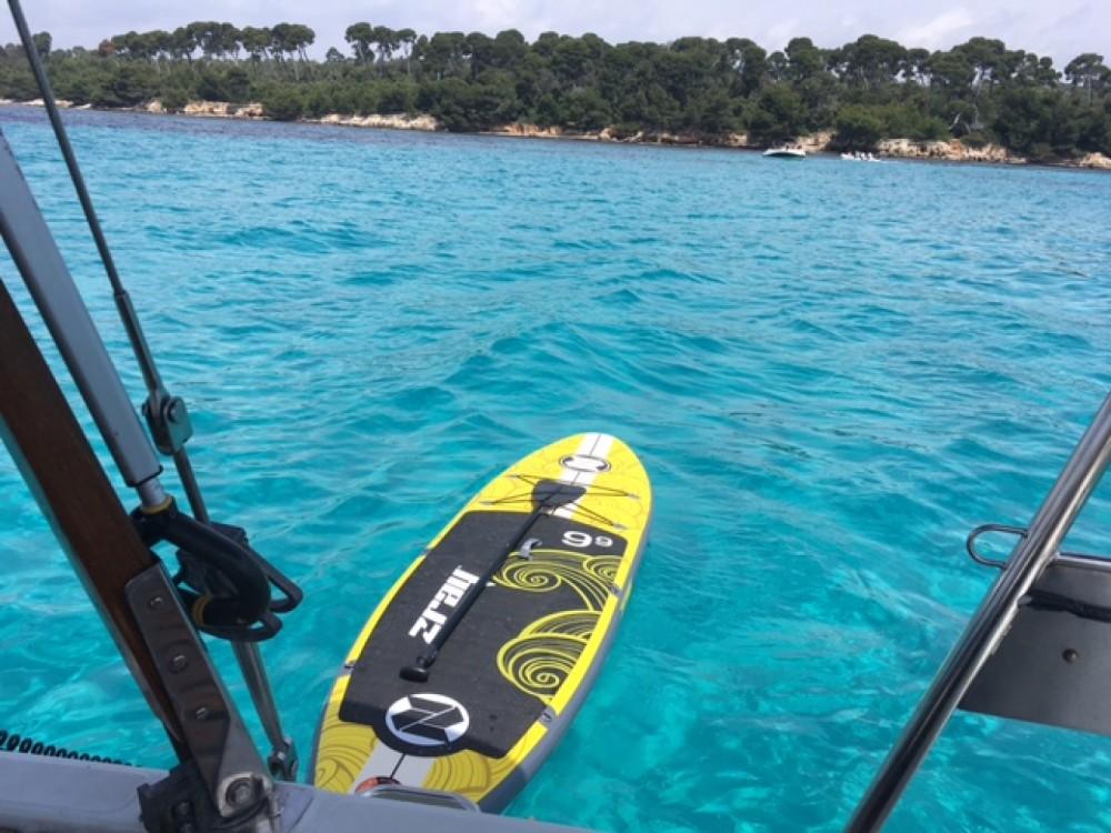 Bootverhuur Kirie Feeling 326 in Cannes via SamBoat