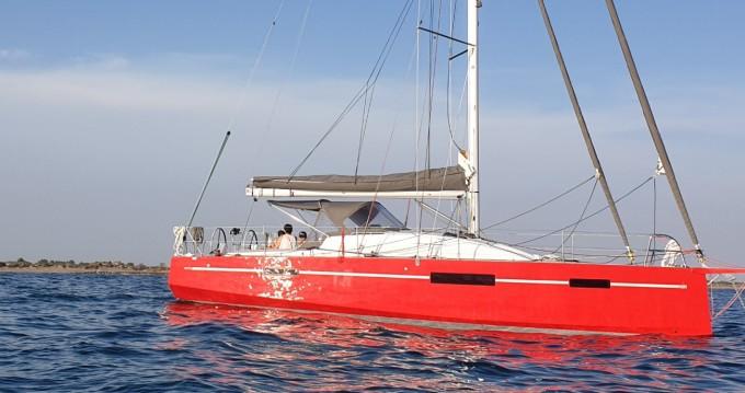 Zeilboot te huur in Port-Camargue voor de beste prijs