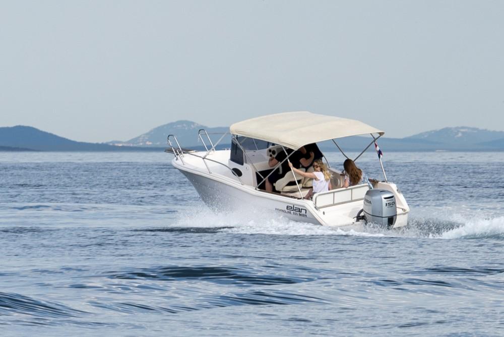 Jachthuur in Zadar - Elan Fishing 650 Cabin  via SamBoat