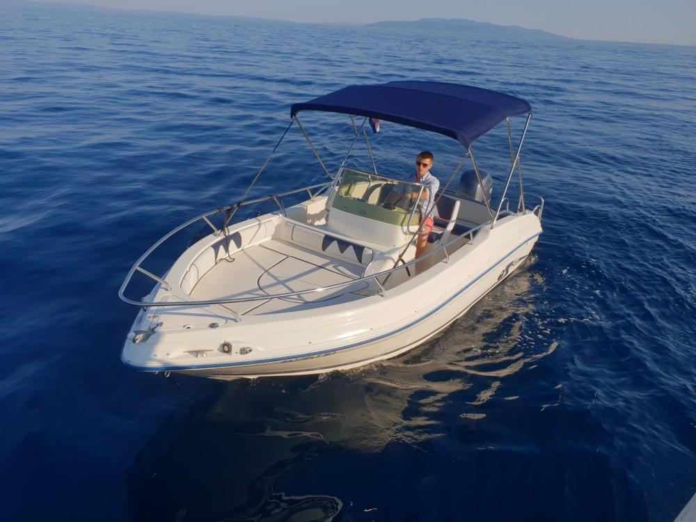 Verhuur Motorboot in Opatija - Rancraft 18.20