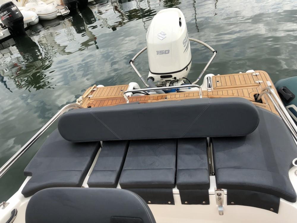 Huur Motorboot met of zonder schipper Clear in Bandol