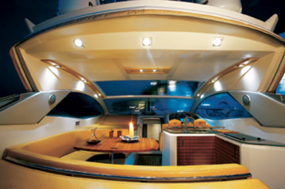 Verhuur Motorboot Sessa Marine met vaarbewijs