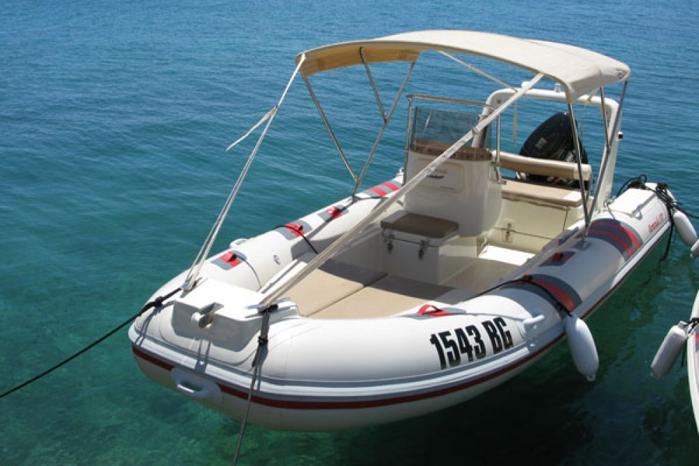 Bootverhuur Barracuda 530 in Grad Biograd na Moru via SamBoat