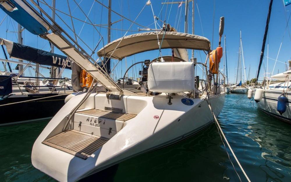 Bootverhuur Dromor Triton 48 in Marína via SamBoat
