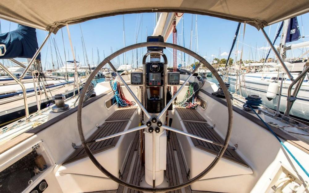 Verhuur Zeilboot in Marína - Dromor Triton 48
